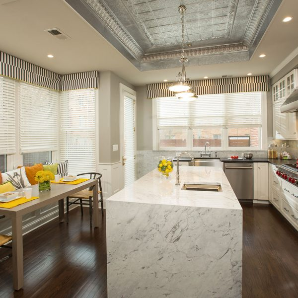 Capitol Hill Row House For A Non Profit Landis Commercial Contractors